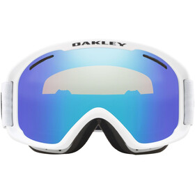 Oakley O Frame 2.0 Pro XM Gafas de Nieve Mujer, matte white/violet iridium & persimmon